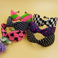 alice fabrics - 12pcs women teenagers cute headband girl s hairband hair accessories Alice band Hair Band Ring Rope Headwear
