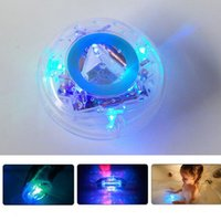 Wholesale Hot Party in the Tub Make Baby Bath Fun Colors Changing Kids Bath Funny LED Lights Toys