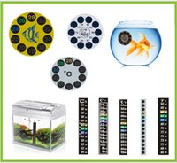 Wholesale Lcd Aquarium thermometer sticker