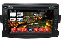 autoradio renault - 1024 Quad Core Android Car DVD Player quot Capacitive Autoradio Stereo Multimedia For RENAULT DUSTER SANDERO LOGAN