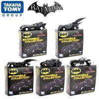 batman tumbler model - 5pcs High quality The Dark Knight Batman Tumbler Metal Batmobile Collectible Model Toy cm quot Black Car Toy Gift