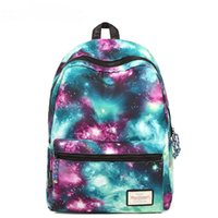 beautiful laptop bags - Mens Womens Beautiful Starry Sky Preppy Style Backpack Bag Korean Version Schoolbag Travel Bag Laptop Backpack Beautiful HuiLin KY98