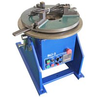 automatic machines for welding - 300Kg WDBWJ V Welding Automatic Positioner for Mig Tig machine Jaw Chuck