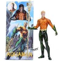 aquaman action figure - Crazy Toys Aquaman Arthur Curry PVC Action Figure Collectible Model Toy quot cm HRFG379