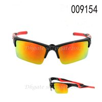 Wholesale Men s Sunglasses New style Sport Sunglasses Customize their own logo Cheap price AAA the quality of the sunglasses