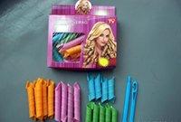 Wholesale TV HOT MAGIC LEVERAG magic magic hair curlers curlers curling iron opp bag