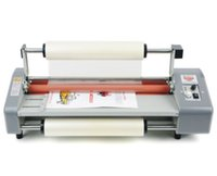 Wholesale 220V Hot Roll Four Rollers Laminating Machine cm A2 Adjust Speed Laminator