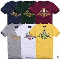 air force tshirt - T shirt men top quality Summer style men aeronautica militare Embroidery t shirt slim fit brand clothing air force one tshirt