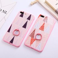 Wholesale New Cover for iPhone Case Apple iPhone Plus Cover with Phone Holder Thin and Cute Cases Kickstand Anti Knock Shell