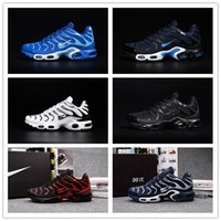 Wholesale Outdoors New Max TN Waterproof Air Cushion Running Shoes Women Men s Nanotechnology KPU Classical Durable Air Sport Sneakers Eur