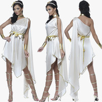 ancient greek style - The Ancient Greek Goddess Cosplay Costume New Greek Style Dress Carnival Christmas Party Halloween Costumes For Women Sexy Vestidos