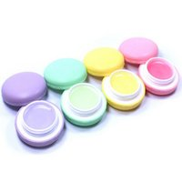 Wholesale Macarons shape fruity lip balm Vitamin moisture moisture lip balm Nourish lips cold cream Fruit lip balm g