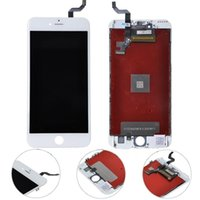 touchscreen - for iPhone S inch LCD display touchscreen digitizer full Assembly with D touch iphone replacement screen white DHL