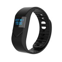 Montre de fitness de santé à puce Prix-M5 Smartwatch Pression Artérielle Oxygène Sanguine Fitness Santé Montre Montre Sport Pour Iphone Téléphone Android Surveillance de la fréquence cardiaque Montre intelligente