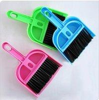 Wholesale Small toy broom broom broom set computer small dustpan with small dustpan broom set G