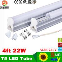 big led strip - Big Sales T5 LED Integrated Strip W cm foot FT LED Tube light Epistar SMD2835 AC85 V UL CE Listed