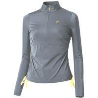 Wholesale 2016 women golf shirts autumn clothes training long sleeve shirts female outdoor Golf sport shirt slim colors top shirts girls