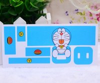 Wholesale 50pcs iphone ipad Charger Cartoon Sticker Skin Mobile phone power plug Adhesive Sticker Color Film For iphone s s plus