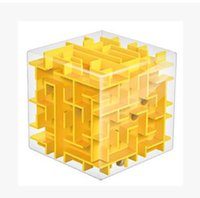 Wholesale 3D three dimensional maze Rubik Cube D three dimensional maze maze children s educational toys