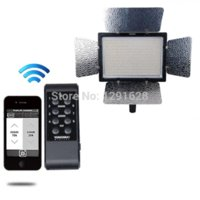 Wholesale YONGNUO YN900 Wireless K K LED Video Light Panel YN Lamp Beans LM W Led Lighting light tap