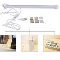 backlight bulbs - Portable USB LED Tube W LED Hard Strip Light Tube White Light Lamp Bulb On Off Switch LCD Backlight Led Thin Super Bright Not to Hurt The E