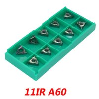Wholesale IR A60 Indexable Internal Carbide Threaded Turning Inserts For Threaded Lathe Holder