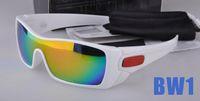 Wholesale 2016 New Polarized Fashion Sunglasses Batwolf Eyewear For Men TR90 Frame UV400 Protection Retail Box