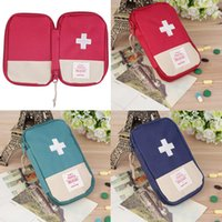 badminton kit bags - NEW Fashion Sport New Outdoor Camping Home Survival Portable First Aid Kit bag Case