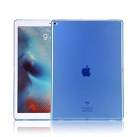 Wholesale Crystal Clear Soft TPU Case Cover For iPad Mini Air Pro Candy Color Shockproof Protective Shell Skin