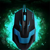 Wholesale M06 Fashionable Wired D Gaming Mouse With DPI Colorful Desktop Optical Mouse with Buttons Cheap Computers Mouse