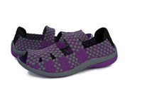 Wholesale HKR Summer women flat sandals Shoes women Woven shoes Flat Shoes flip flops women multi colors sandale femme brand