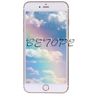 Wholesale Octa Core inch Goophone i6s Plus MTK6753 Bit LTE G GB GB GB Fingerprint Touch ID DHL Free