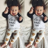 america letter - baby boys girls consume children clothing set newest fashional america europe style casual letter print white black short t shirt