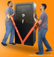 aluminum conveyor belts - 60 set Retail Fast Forearmforklift Furniture Moving furniture Belt Moving Ropes Conveyor Belt