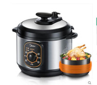 Wholesale Electric Pressure Cookers Authentic mechanical multi functional pressure cooker rice cooker Hot hot style Can open a hot pot A