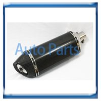 Wholesale New style carbon fiber muffler motorcycle Exhaust muffler