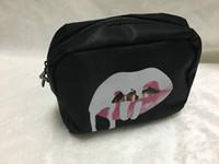 Wholesale 2016Kylie Jenner Make Up Bag Birthday Collection Makeup Bag Kylie Lip Kit Bag High Quality