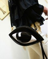 big eye tote bag - 2014 new handbag fashion hand bag big eyes a small map Bag Shoulder Bag Messenger Bag