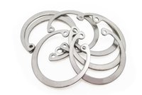 Wholesale 304 stainless steel circlip for hole in the spring C spring GB893 Kaka card ring of of