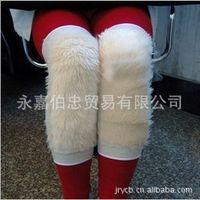 Wholesale Crazy hot wool wool knee pads kneepad warm supplies G