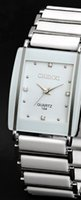 awesome digital watches - Waterproof white black white quartz watch fashion lovers watch watch CX watch Tao Cibai great awesome