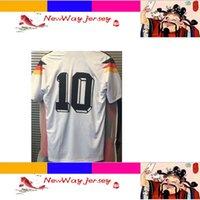 Wholesale 1990 Matthaus white retro jersey