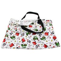 baby wipes design - 2016 New Design Reusable Diaper Pail Refill Bag Washable Pail Bag Diaper Bag For Baby Good Care