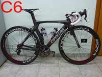 Wholesale Good quality Factory sale DIY Complete road bike with RB1K carbon bike frames mm carbon wheels Made in China