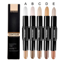 band easy - New Band Double ended Contour Wonder Stick Foundation Hide Blemish Dark Circle Cream Concealer Base Liquid Contouring Camouflage