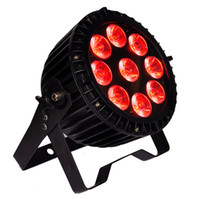 active rate - X15W Silent IP65 rated RGBAW in1 Waterproof Slim PAR LED Outdoor Slim PAR Light