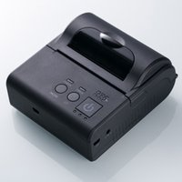 Wholesale 3 inch mm mPOS Mini USB OTG Mobile Thermal Receipt Printer for Android Phone Tablet and Windows PC USB directly connected to Android