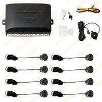 beep car - Car Parking Sensors Reverse Backup Radar Front Rear Beep Alarm guarantee quality easy to install