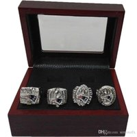best three wood - New Arrival Men s rings England Patriots championship rings sports rings size with a wood box as best gift