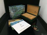 Wholesale LUXURY wristwatch WATCH BOX CASE S A SUISSE Authentic fn3341 rolex